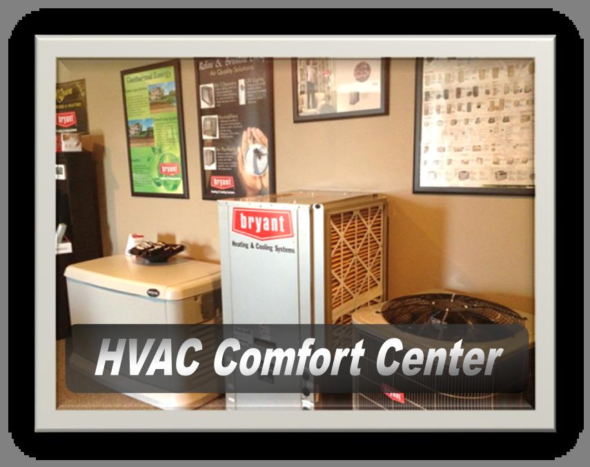 HVAC Comfort Center